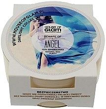 Parfémy, Parfumerie, kosmetika Aromatická svíčka - House of Glam Beware of Angel Candle (mini)