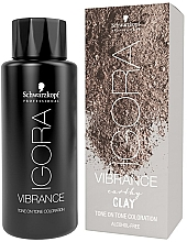 Parfémy, Parfumerie, kosmetika Barva na vlasy - Schwarzkopf Igora Vibrance Earthy Clay
