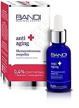 Parfémy, Parfumerie, kosmetika Koncentrovaná ampule na obličej proti vráskám - Bandi Medical Expert Anti Aging Concetrated Ampoule