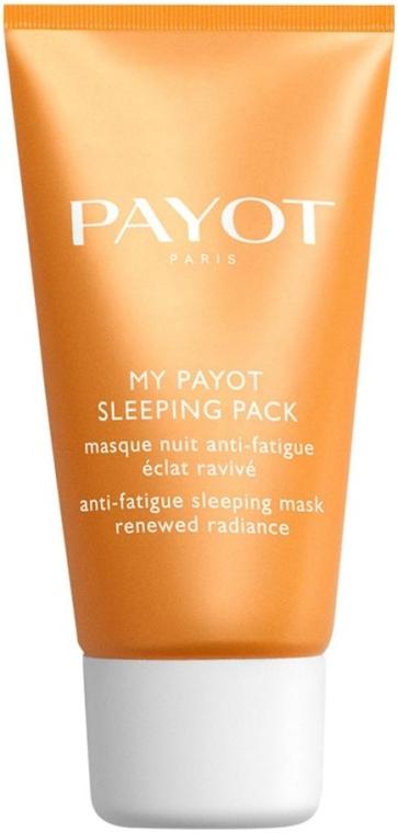 Noční maska pro únavě a pro zář pleti - Payot My Payot Sleeping Pack
