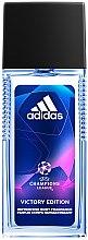Parfémy, Parfumerie, kosmetika Adidas UEFA Champions League Victory Edition - Deodorant ve spreji