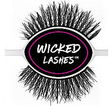 Parfémy, Parfumerie, kosmetika Umělé řasy - NYX Professional Makeup Wicked Lashes On The Fringe 21