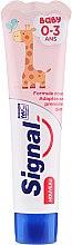 Parfémy, Parfumerie, kosmetika Dětská zubní pasta - Signal Signal Kids Strawberry Toothpaste