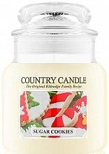 Parfémy, Parfumerie, kosmetika Vonná svíčka - Country Candle Sugar Cookies