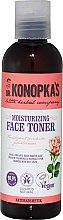 Parfémy, Parfumerie, kosmetika Hydratační tonikum na obličej - Dr. Konopka's Face Moisturizing Toner