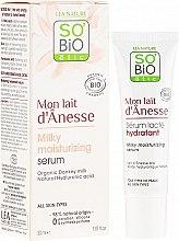 Parfémy, Parfumerie, kosmetika Intenzivní hydratační sérum s oslím mlékem - So'Bio Etic Deep Moisturizing Serum