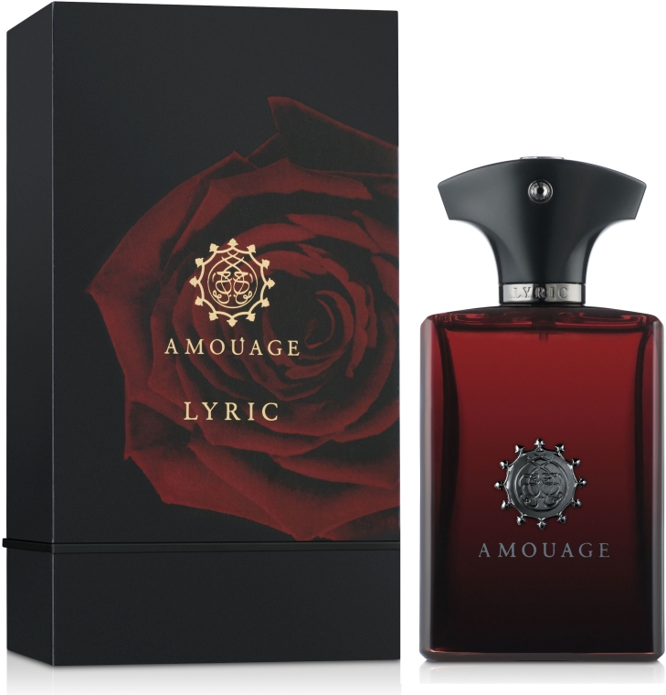 Amouage Lyric Man - Parfémovaná voda — foto N1