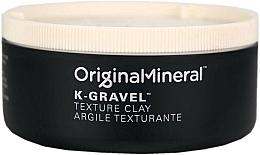 Parfémy, Parfumerie, kosmetika Stylingová hlína na vlasy - Original & Mineral K-Gravel Texture Clay