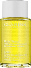 """Parfémy, Parfumerie, kosmetika Kosmetický olej - Clarins Body Treatment Oil """"Relax"""""""