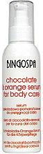 Parfémy, Parfumerie, kosmetika Sérum pro tělo čokoláda, pomeranč - BingoSpa