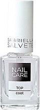 Parfémy, Parfumerie, kosmetika Vrchní lak na nehty urychlující schnutí - Gabriella Salvete Top Coat