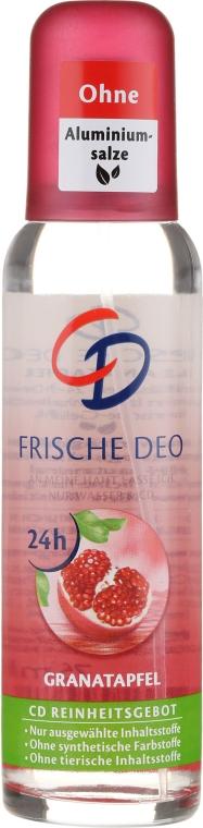 """Deodorant ve spreji """"Granátové jablko"""" - CD Deo"""