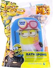 "Parfémy, Parfumerie, kosmetika Dětská houba do koupele ""Minions,"" Dave modrá - Suavipiel Minnioins Bath Sponge"