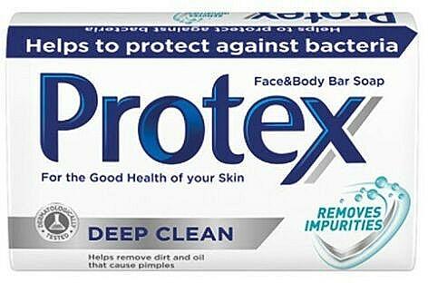 Antibakteriální mýdlo - Protex Deep Clean Antibacterial Soap