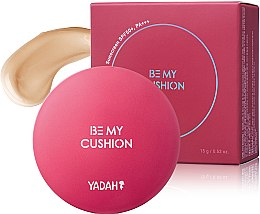 Parfémy, Parfumerie, kosmetika Tonální krém-cushion na obličej - Yadah Be My Cushion SPF50 PA +++