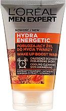 Parfémy, Parfumerie, kosmetika Čisticí gel na obličej - Loreal Paris Men Expert Hydra Energetic
