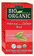 Parfémy, Parfumerie, kosmetika Barva na vlasy na základě henny - Henna Color