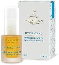 Parfémy, Parfumerie, kosmetika Hydratační vyživující olej na obličej - Aromatherapy Associates Hydrating Nourishing Face Oil
