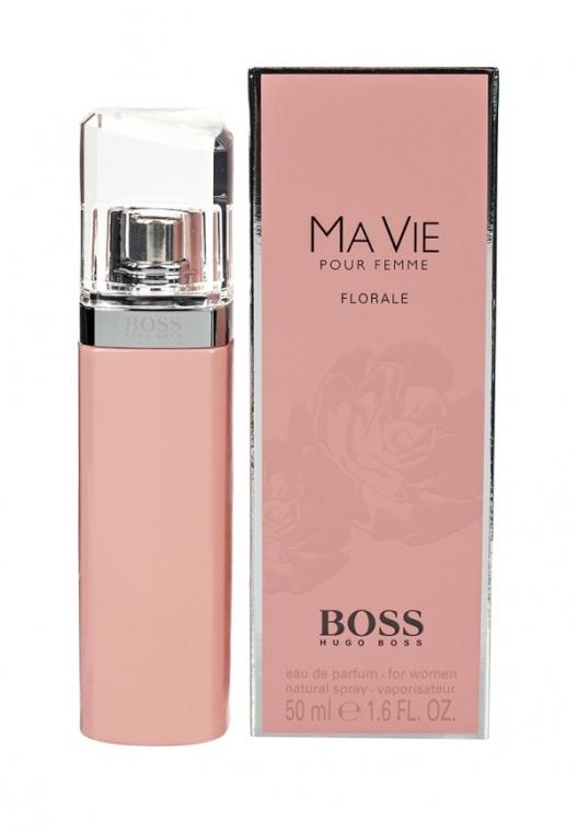 Hugo Boss Boss Ma Vie Pour Femme Florale - Parfémovaná voda — foto N3