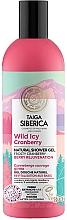 Parfémy, Parfumerie, kosmetika Sprchový gel Divoká mrazivá klikva - Natura Siberica Doctor Taiga Wild Icy Cranberry Natural Shower Gel