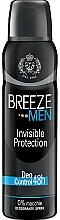 Parfémy, Parfumerie, kosmetika Breeze Deo Invisible Protection - Tělový deodorant