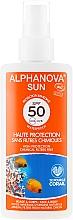 Parfémy, Parfumerie, kosmetika Ochranný sprej - Alphanova Sun Protection Spray SPF 50