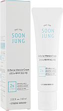 Parfémy, Parfumerie, kosmetika Intenzivní pleťový krém - Etude House Soon Jung 2x Barrier Intensive Cream