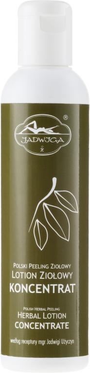 Koncentrované bylinné mléko na obličej - Jadwiga Herbal Lotion Concentrate — foto N1