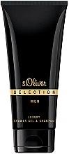 Parfémy, Parfumerie, kosmetika S.Oliver Selection for Men - Sprchový gel