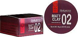 Parfémy, Parfumerie, kosmetika Pomáda na styling vlasů - Salerm Pro Line Matt Clay