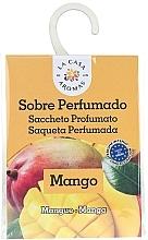 Parfémy, Parfumerie, kosmetika Vonný sáček Mango - La Casa de Los Aromas Mango Closet Sachet