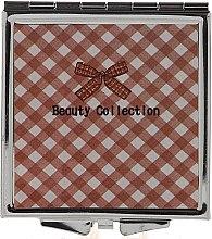 Parfémy, Parfumerie, kosmetika Kapesní zrcátko 85604, 6 cm - Top Choice Beauty Collection Mirror
