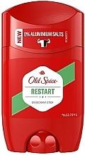 Parfémy, Parfumerie, kosmetika Tuhý deodorant - Old Spice Restart Deodorant Stick