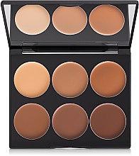 Parfémy, Parfumerie, kosmetika Sada na konturování obličeje - Sleek MakeUP Cream Contour Kit