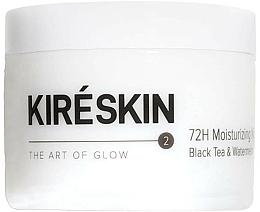 Parfémy, Parfumerie, kosmetika Hydratační noční pleťová maska - Kire Skin 72H Moisturizing Night Mask Black Tea & Watermelon