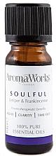 Parfémy, Parfumerie, kosmetika Směs esenciálních olejů - AromaWorks Soulful Essential Oil