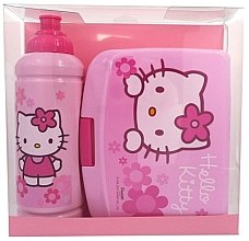 Parfémy, Parfumerie, kosmetika Sada - Disney Hello Kitty (Bidon/425 ml + lunch box)