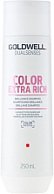 Parfémy, Parfumerie, kosmetika Intenzivní šampon pro barvené vlasy - Goldwell Dualsenses Color Extra Rich Brilliance Shampoo