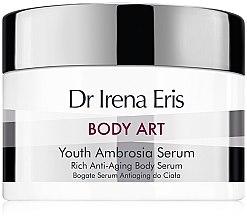 Parfémy, Parfumerie, kosmetika Sérum na tělo - Dr Irena Eris Body Art Youth Ambrosia Serum