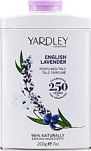 Parfémy, Parfumerie, kosmetika Talek pro tělo - Yardley English Lavender Perfumed Talc