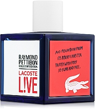 Lacoste Lacoste Live Collector`s Edition - Toaletní voda — foto N1