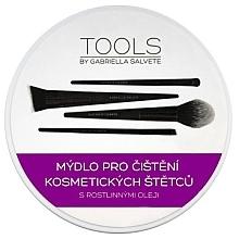 Parfémy, Parfumerie, kosmetika Mýdlo na čištění štětců - Gabriella Salvete Tools Brush Cleansing Soap