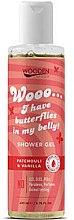 Parfémy, Parfumerie, kosmetika Sprchový gel - Wooden Spoon I Have Butterflies In My Belly Shower Gel