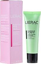 Parfémy, Parfumerie, kosmetika Čistící maska - Lierac Purifying Mask Foaming Cream