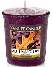 Parfémy, Parfumerie, kosmetika Aromatická svíčka - Yankee Candle Scented Votive Autumn Glow