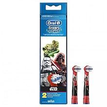 Parfémy, Parfumerie, kosmetika Nástavce pro elektrický zubní kartáček - Oral-B Star Wars