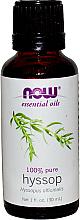 Parfémy, Parfumerie, kosmetika Esenciální olej Hyssop - Now Foods Essential Oils 100% Pure Hyssop