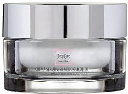 Parfémy, Parfumerie, kosmetika Krém-peeling na obličej s kyselinou glykolovou - Fontana Contarini Glycolic Acid Face Scrub Cream