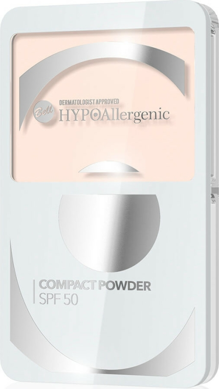 Kompaktní pudr - Bell HypoAllergenic Compact Powder SPF 50