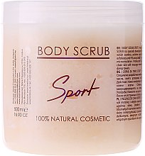 "Parfémy, Parfumerie, kosmetika Tělový peeling ""Sport"" - Sezmar Collection Professional Body Scrub Sport"
